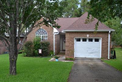 Gulfport Single Family Home For Sale: 19386 Northridge Dr