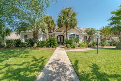 Gulfport Single Family Home For Sale: 19660 Eagle Cv