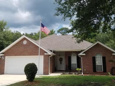 Gulfport Single Family Home For Sale: 13590 Tara Hills Cir