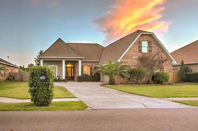 Biloxi Single Family Home For Sale: 2305 Sunkist Country Club Rd