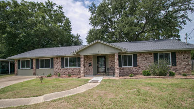 Gulfport Single Family Home For Sale: 8 Lafayette Pl
