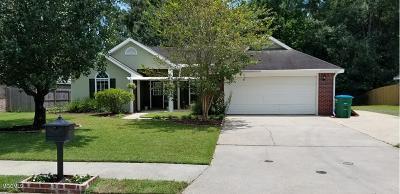 Gulfport Single Family Home For Sale: 14912 Loveless Dr