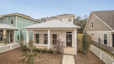 Ocean Springs Single Family Home For Sale: 108 Westwind Ct