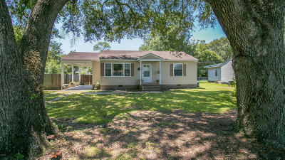 Gulfport Single Family Home For Sale: 3715 Washington Ave