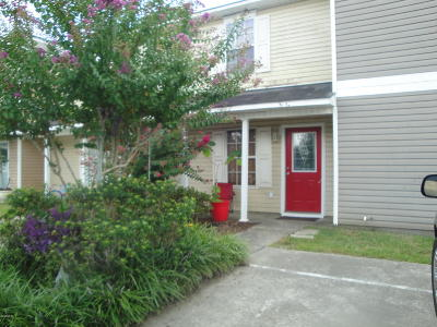 Gulfport Condo/Townhouse For Sale: 14445 Whitney Dr