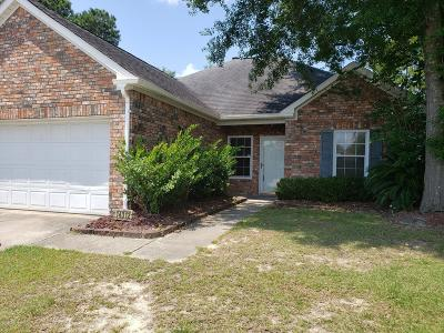 Gulfport Single Family Home For Sale: 14312 Williamsburg Dr