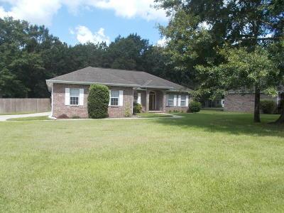 Biloxi Single Family Home For Sale: 16321 Aspen Ln