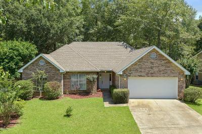 Diamondhead Single Family Home For Sale: 687 Hilo Way