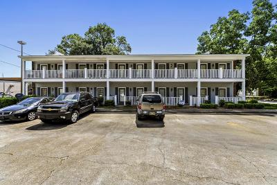Gulfport Condo/Townhouse For Sale: 708 Loposser Ave