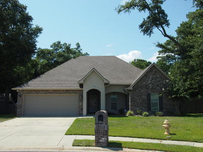 Biloxi Single Family Home For Sale: 1970 Fearn Ct