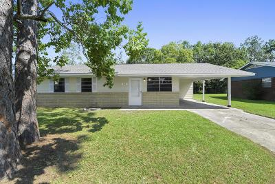 Gulfport Single Family Home For Sale: 104 Danube St