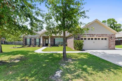 Ocean Springs Single Family Home For Sale: 1020 Cardinal Cv
