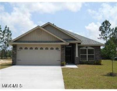 Gulfport Single Family Home For Sale: Lot 41 Fox Hill Drive Dr
