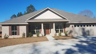 Gulfport Single Family Home For Sale: Lot 1 N Swan Rd