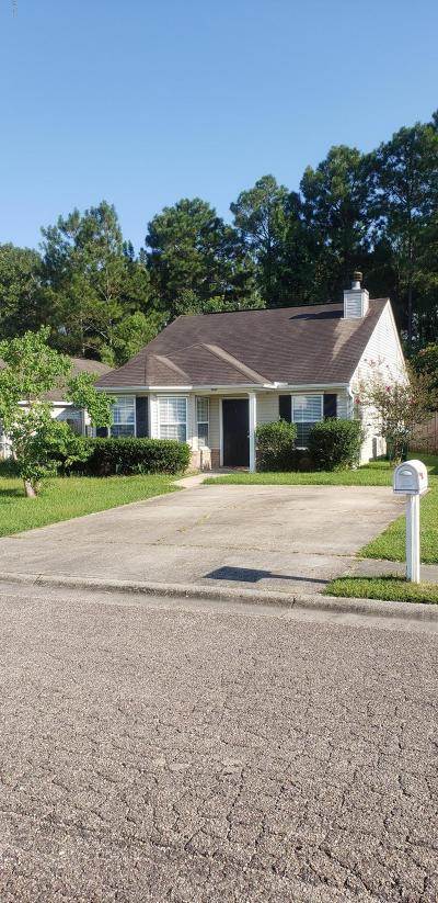 Gulfport Single Family Home For Sale: 13375 Warren Dr