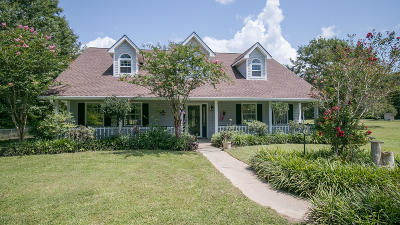 Ocean Springs Single Family Home For Sale: 3020 Old Shell Landing Rd