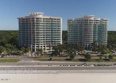 Gulfport Condo/Townhouse For Sale: 2228 Beach Dr #1005