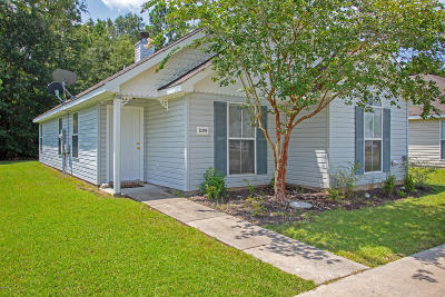 Gulfport Single Family Home For Sale: 13399 Libby Ln