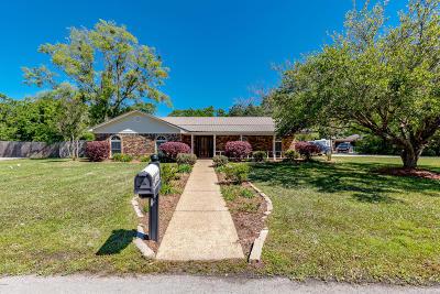 Ocean Springs Single Family Home For Sale: 7932 Helmsdale