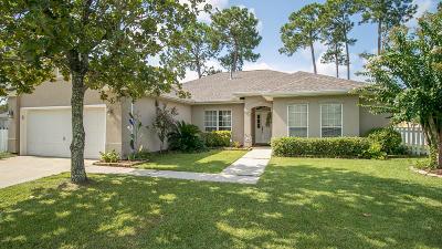 Ocean Springs Single Family Home For Sale: 6 Pine Lake Ct