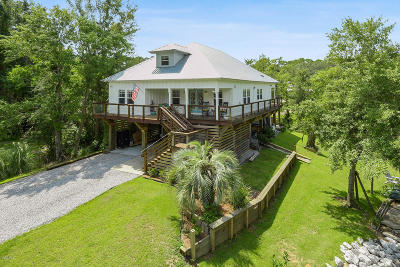 Ocean Springs Single Family Home For Sale: 408 Forest Hill Dr