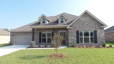 Biloxi Single Family Home For Sale: 8462 Poplar Trl