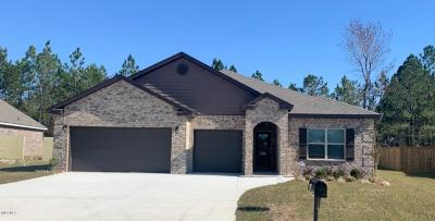 Biloxi Single Family Home For Sale: 8460 Poplar Trl