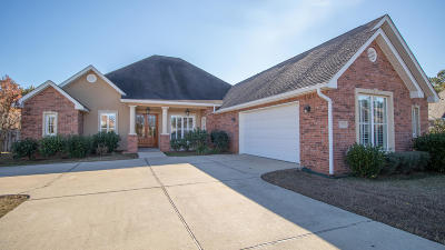 Ocean Springs Single Family Home For Sale: 6308 W Silverleaf Dr