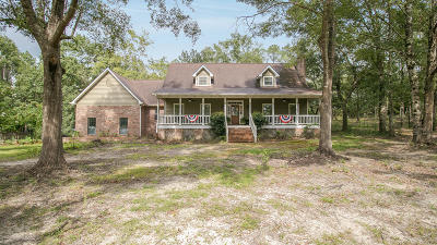 Biloxi Single Family Home For Sale: 14436 N Mill Creek Dr
