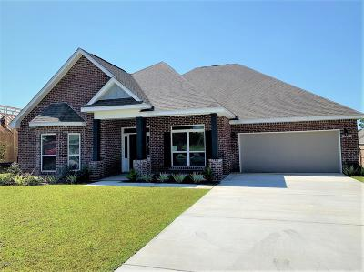 Biloxi Single Family Home For Sale: 7023 Sonoma Dr
