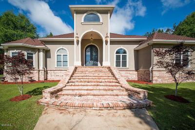 Saucier Single Family Home For Sale: 22235 Silver Hawk