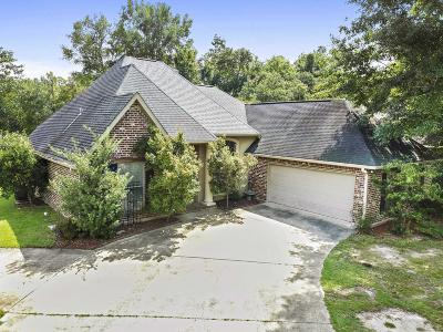 Diamondhead Single Family Home For Sale: 63715 N Diamondhead Dr