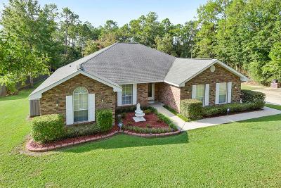 Diamondhead Single Family Home For Sale: 5624 Aila St