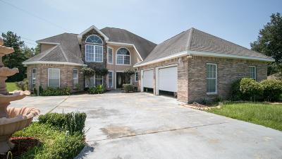 Biloxi MS Single Family Home For Sale: $322,500
