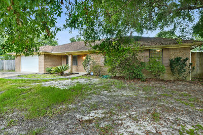 Gulfport Single Family Home For Sale: 15283 Northwood Hills Dr