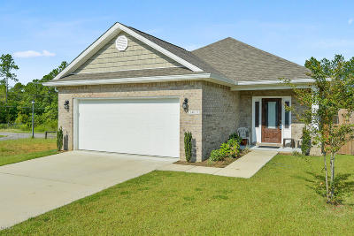 Gulfport Single Family Home For Sale: 14013 Waterford Cv