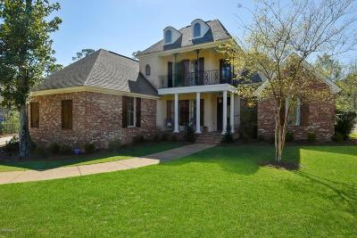 Gulfport Single Family Home For Sale: 11038 Channelside Dr