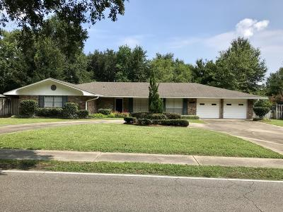 Long Beach Single Family Home For Sale: 21106 Pineville Rd