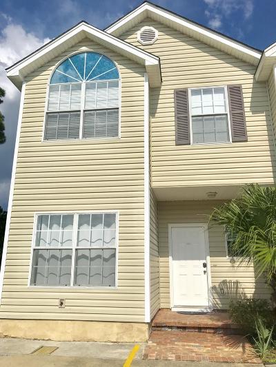 Biloxi Condo/Townhouse For Sale: 15300 Dismuke Ave #14a