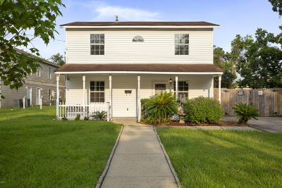 Gulfport Single Family Home For Sale: 3115 23rd Ave