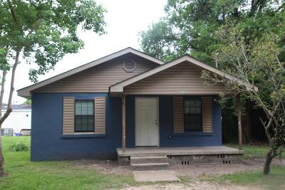 Gulfport Single Family Home For Sale: 4923 Louisiana & 15131 Tyler St Ave