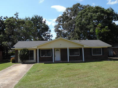 Gulfport Single Family Home For Sale: 141 James Dr