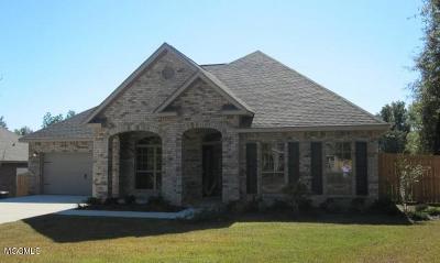 Biloxi Single Family Home For Sale: 8724 Park Ridge Ct