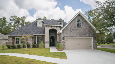 Gulfport Single Family Home For Sale: 14453 Aerie Rd