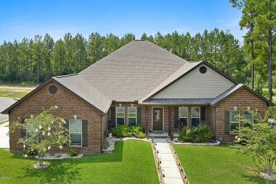 Biloxi Single Family Home For Sale: 12323 Desoto Trails Cir