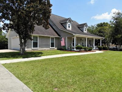 Gulfport MS Single Family Home For Sale: $220,000