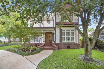 Ocean Springs Single Family Home For Sale: 1301 Calhoun Ave
