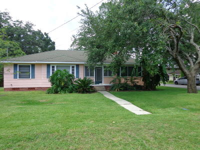 Biloxi Single Family Home For Sale: 1170 Lafayette St