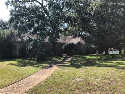 Gulfport Single Family Home For Sale: 4 Goldin Dr