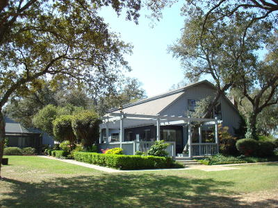 Gulfport Single Family Home For Sale: 18450 Highway 53